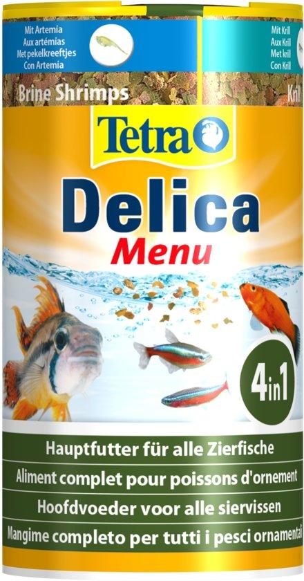 Tetra Delica Menu - Vissenvoer - 100 ml