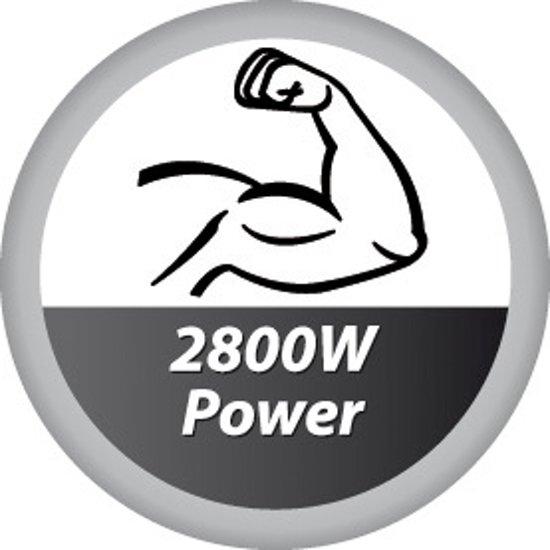 Skil 0791 AA Bladblazer - 2800 Watt - Met 45 liter opvangzak
