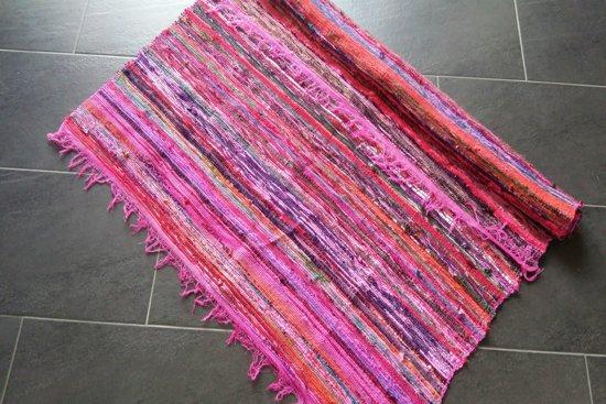 Bol.com vloerkleed roze ibiza style