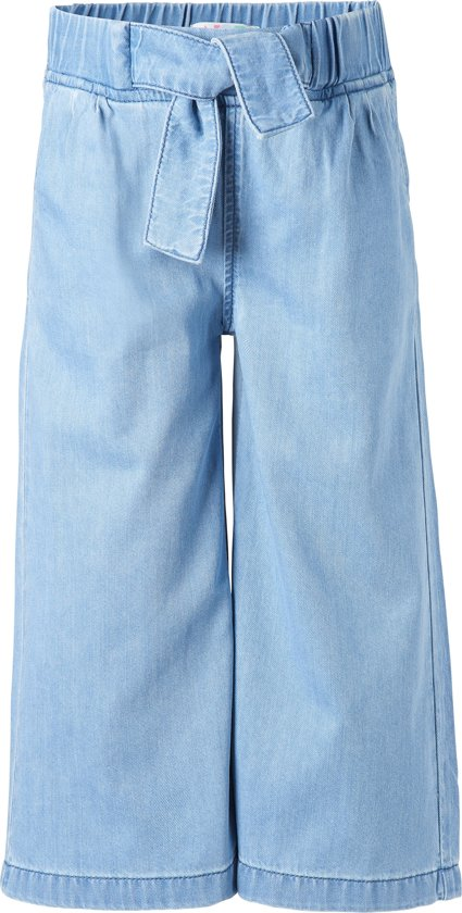 Nop Broek Orange - Blue Denim - Maat 152