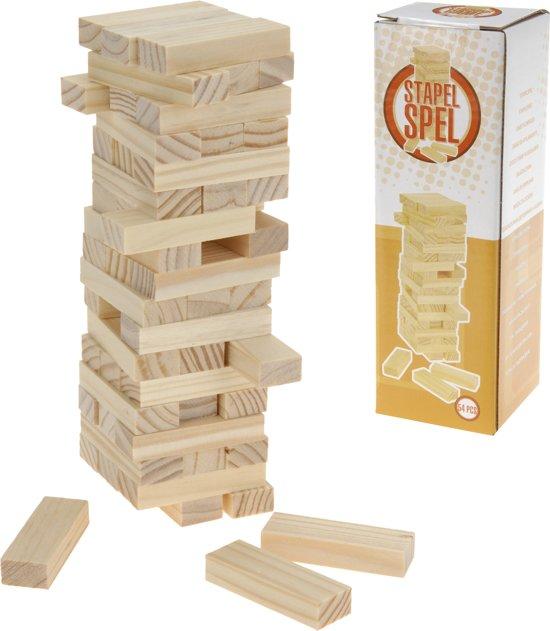 Afbeelding van het spel Stapeltoren hout