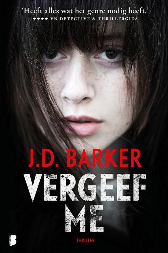 Boek cover Sam Porter 3 - Vergeef me van J.D. Barker (Paperback)