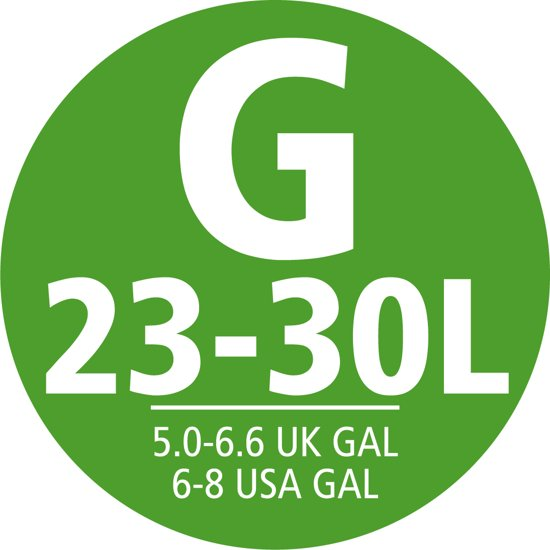 Brabantia Afvalzak Code G - 23-30 Liter (40 stuks)