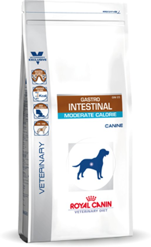 Royal Canin Gastro Intestinal Moderate Calorie - Hondenvoer - 14 kg