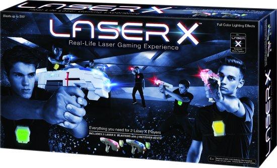 Laser X 2 spelers - Schietspel