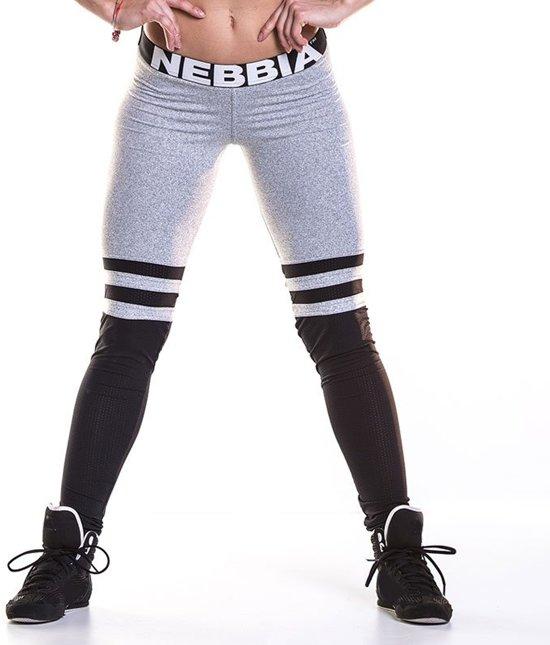 f7293cceb5f bol.com | Fitness Leggings Sox Grijs - Nebbia Leggings 286