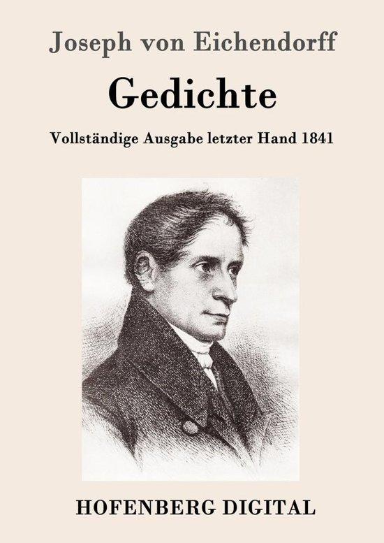 Bolcom Gedichte Ebook Joseph Von Eichendorff