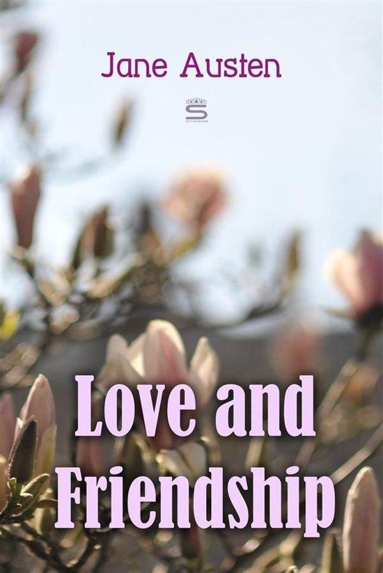 Bolcom Love And Friendship Ebook Jane Austen 9781911495062