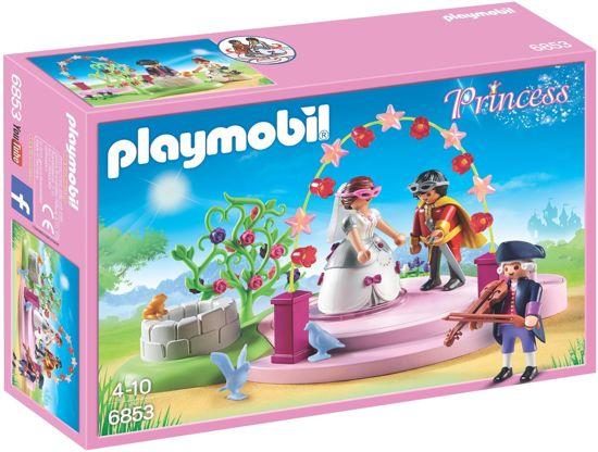 Bol.com playmobil gemaskerd koninklijk paar 6853 playmobil