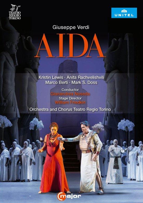 Aida Teatro Regio Torino 2015