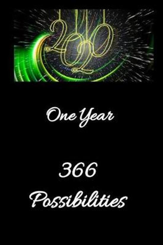 2020 One Year 366 Possibilities
