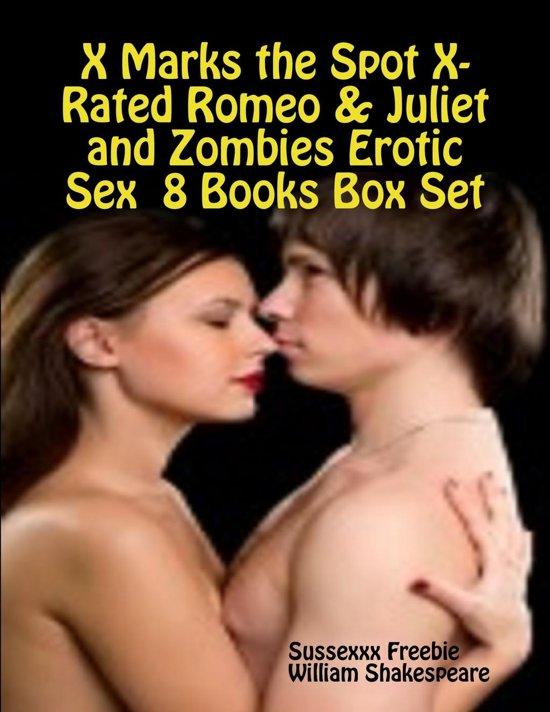 Erotic x rated novels