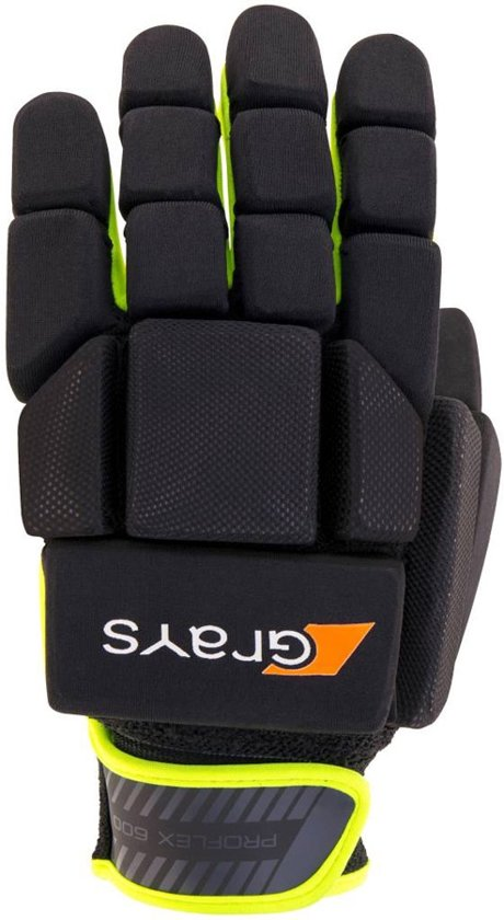 Grays G600 Gloves LH - Hockeyhandschoenen  - zwart - XL