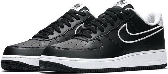 newest 58856 fb237 Nike Air Force 1 '07 Essential Sneakers - Maat 45 - Mannen - zwart/wit