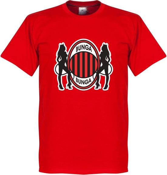 AC Bunga Bunga T-shirt - XS