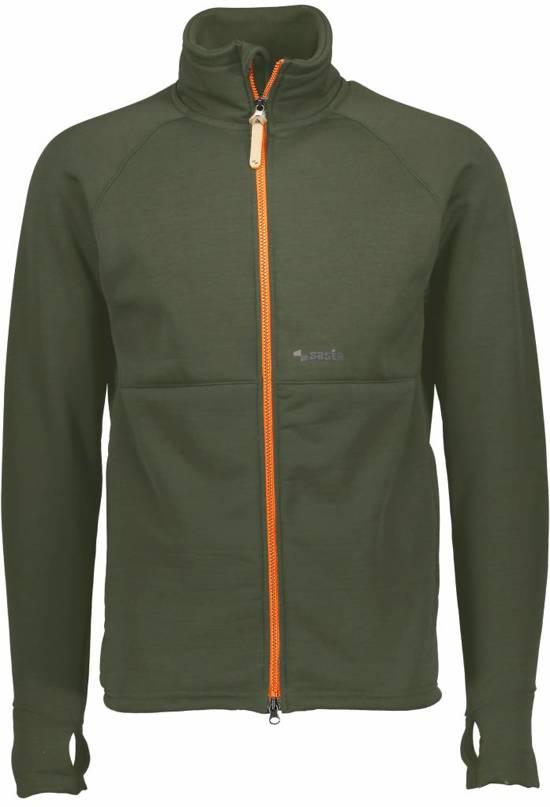 Olive Vest Military Karu Fleece Fleece Karu gwx76xvq