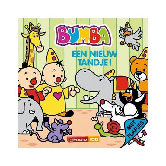 Boek cover Bumba - Een nieuw tandje! van Gert Verhulst (Onbekend)