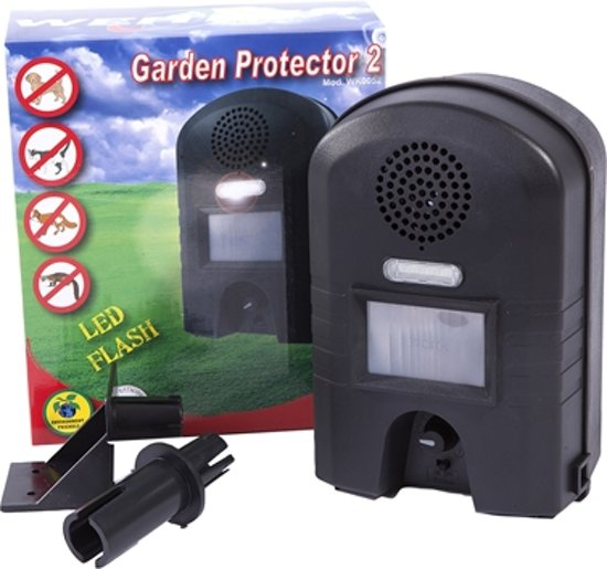 bolcom Weitech Kattenverjager Garden Protector