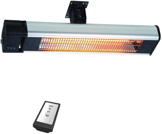 bol.com   Badkamer straler elektrische infrarood verwarming BEHA KRB ...