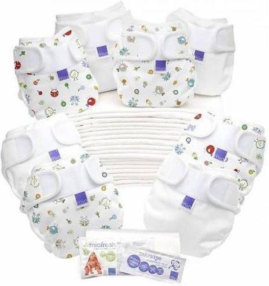 Foto van Birth to Potty Unisex Herbruikbare Luiers