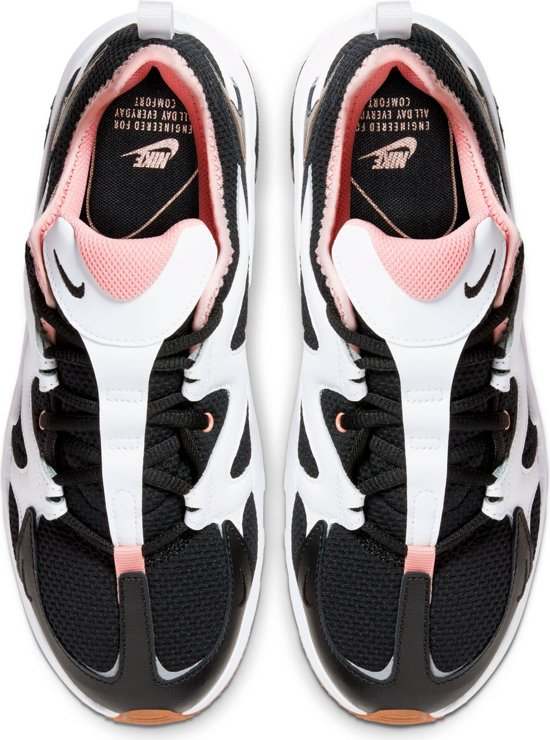 Nike Wmns Air Max Graviton Dames Sneakers BlackMtlc Red Bronze Coral Stardust Maat 41
