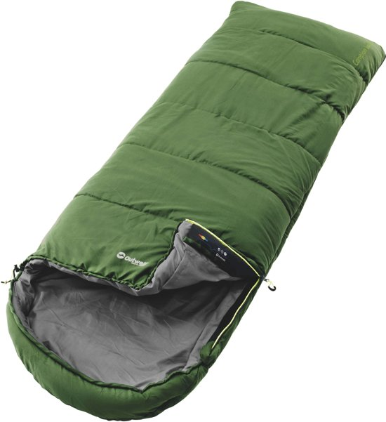 Outwell Sleeping Bag Campion Lux Slaapzak - Green