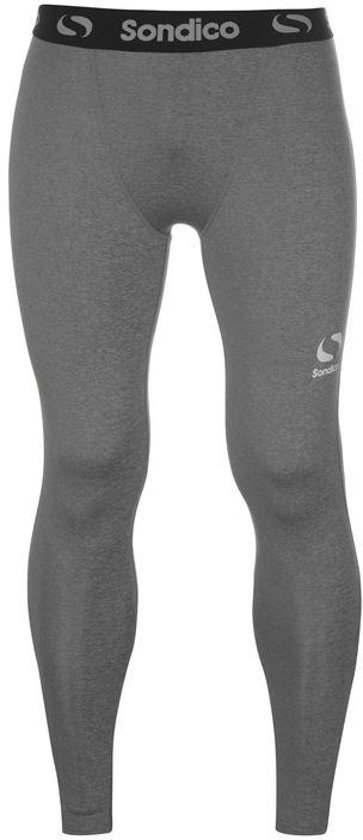 Heren Sportlegging.Bol Com Sondico Sportlegging Thermobroek Heren Grijs M