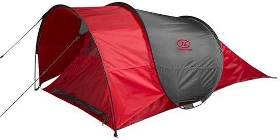 Highlander Bracken 2 Pop Up Tent - Festivaltent