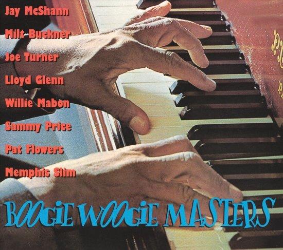 Boogie Woogie Masters -15