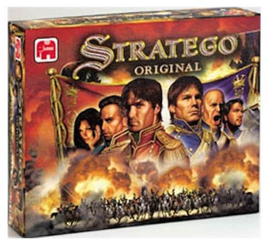 Afbeelding van het spel Spel Stratego