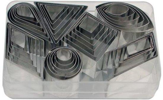 Stadter 42-delige set mini uitstekers