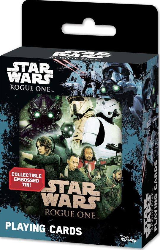 Afbeelding van het spel Star Wars: Rogue One - Collectors Edition - Speelkaarten
