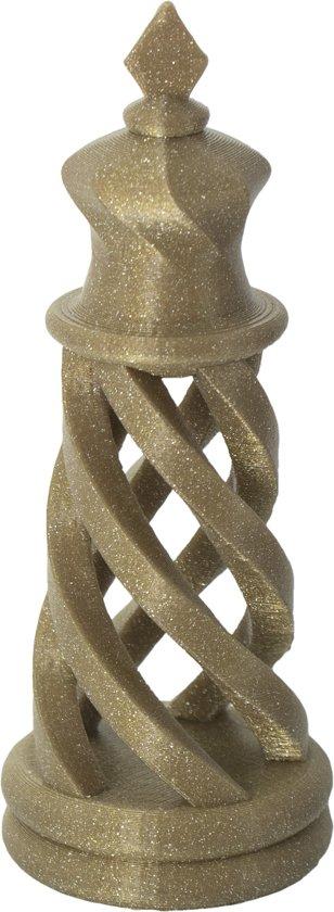 PLA+ Filament - Goud Metallic - 1.75mm - 750 g - FilRight Pro