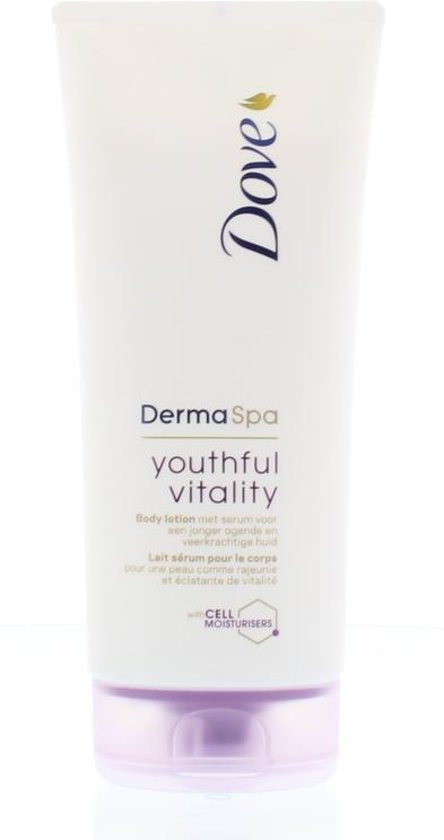 Dove DermaSpa Youthful Vitality - 200 ml - Bodylotion