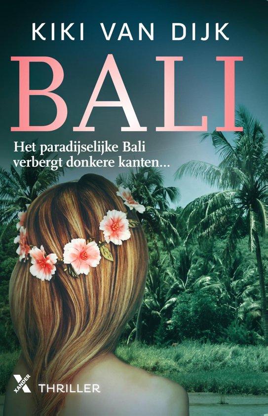 Boek cover Bali van Kiki van Dijk (Onbekend)