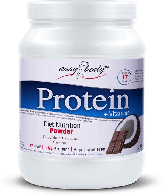 proteine poeder om af te vallen