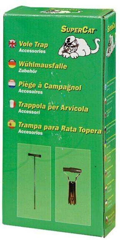 Göbel Accessoires voor woelmuizenval, set van 2