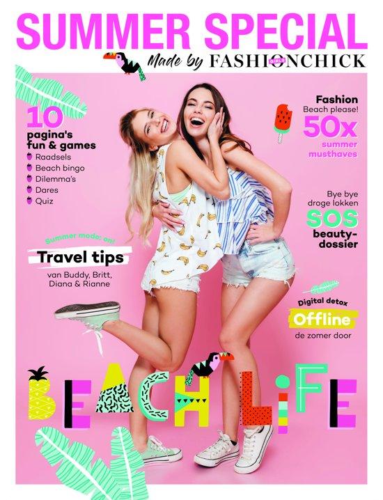 Fashionchick - Vakantieboek 2018