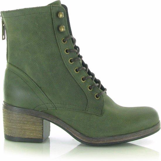 usa goedkope verkoop koop het beste temperament schoenen bol.com | Bullboxer 490508E6L TLETD BIKER Groen - 42