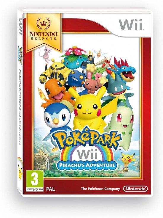 PokéPark: Pikachu's Adventure - Nintendo Selects