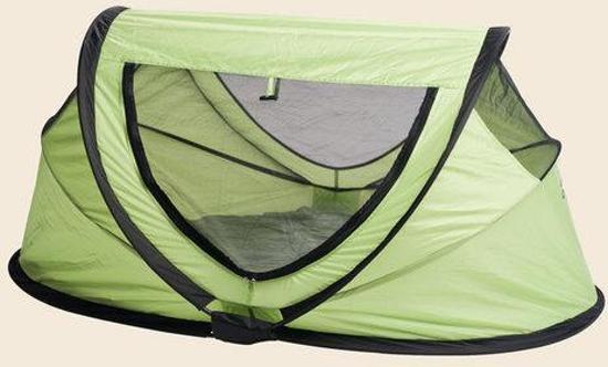 Campingbedje Lime Groen.Bol Com Deryan Peuter Basic Campingbedje Groen