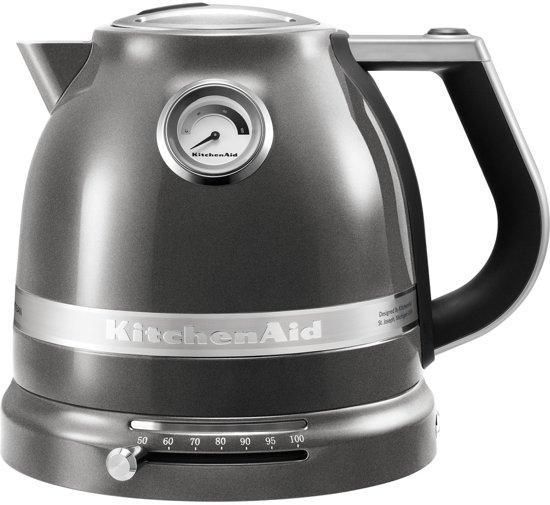 KitchenAid 5KEK1522EMS Artisan Waterkoker - 1,5 L
