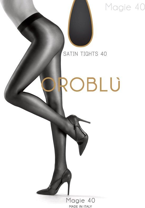 Oroblu Magie-40 (magie-40)  Kleur: Moka  Maat: 38-40