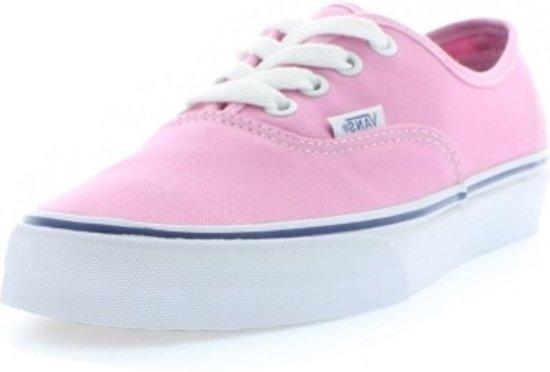 vans roze met rits