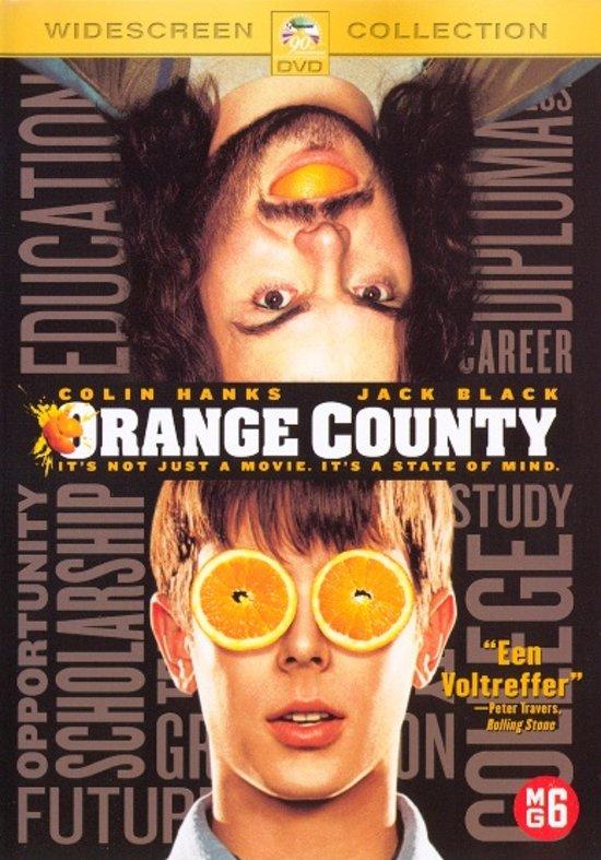 DVD cover van ORANGE COUNTY (D)