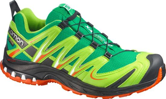 47bbd29c3ef Salomon XA Pro 3D GTX Men's Trail Running Shoes - Hardloopschoenen - Mannen  - Maat 41.5