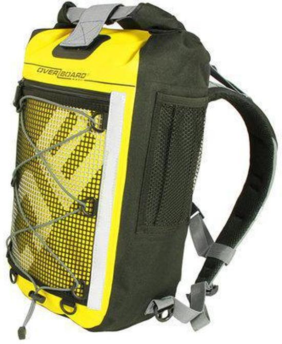 34ae04ae207 bol.com | Overboard pro-sports backpack Geel - 20 liter