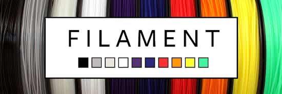 Panospace Filament Zwart