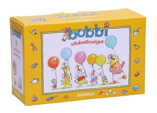 Bobbi - Bobbi uitdeelboekjes
