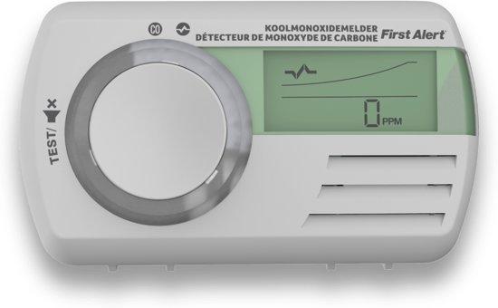 First Alert Koolmonoxidemelder – CO-FA-9D - 7 jaar accu en display